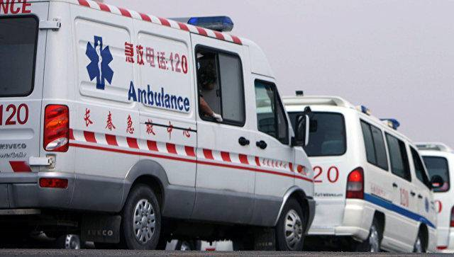 Nine killed, two injured in road accident in China