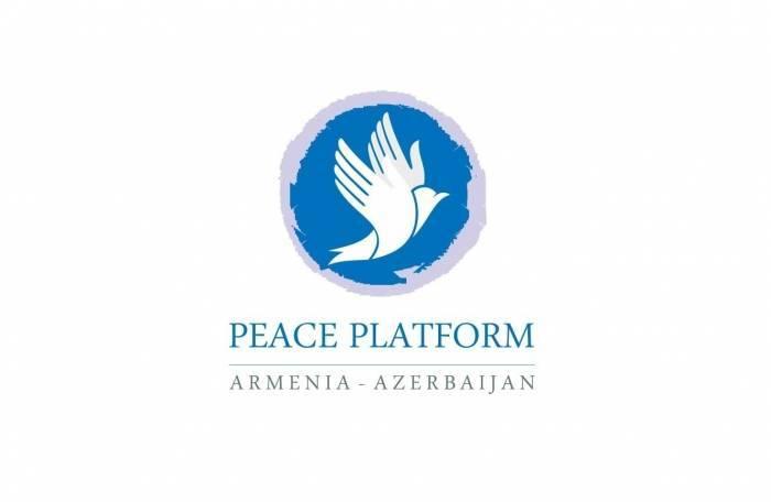 Armenia-Azerbaijan Peace Platform elected chairman