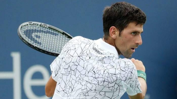 Tennis: Djokovic interrompu par la pluie, programme perturbé àCincinnati