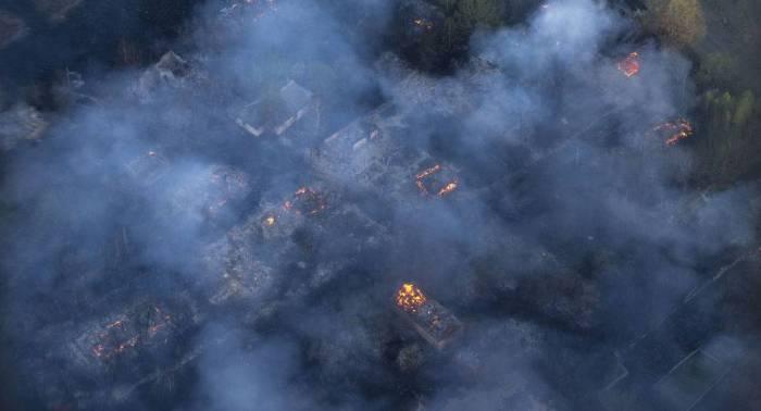 مقتل 9 وإصابة 15 في حريق بمستشفى في تايوان