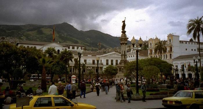 Ecuador y Honduras se comprometen a reforzar relación bilateral