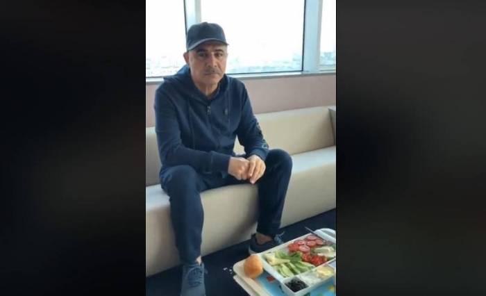 Videodakı şəxsin Elmar Vəliyev olduğu təsdiqləndi - VİDEO