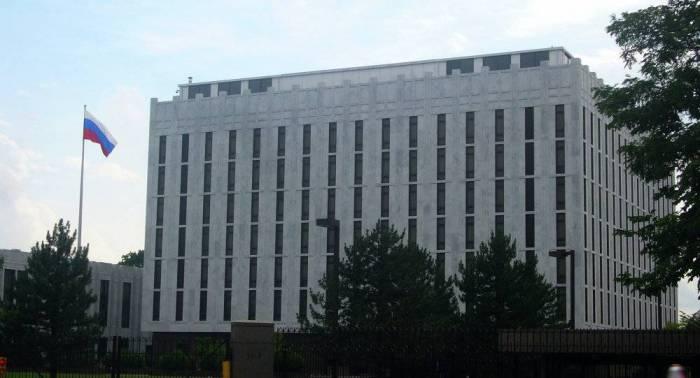 Embajada rusa en EEUU denuncia presión psicológica sobre Bútina