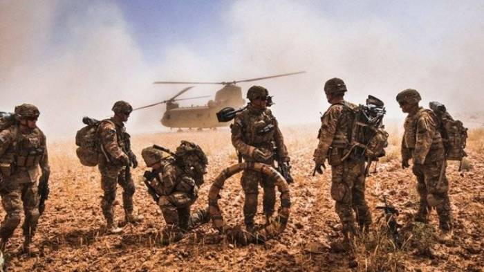 Tramp xüsusi muzdlu ordu yaradır