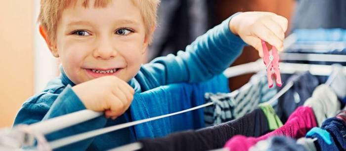 Quelle est l'importance de faire des corvées pour les enfants?