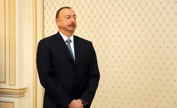 Prezident İsmayıllıda açılışda iştirak edib