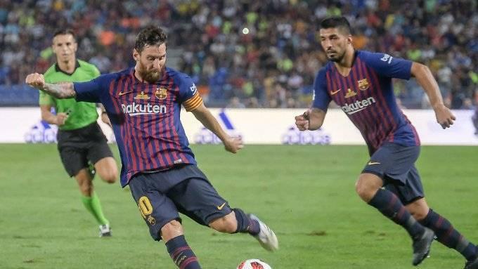 Barcelona holt spanischen Supercup