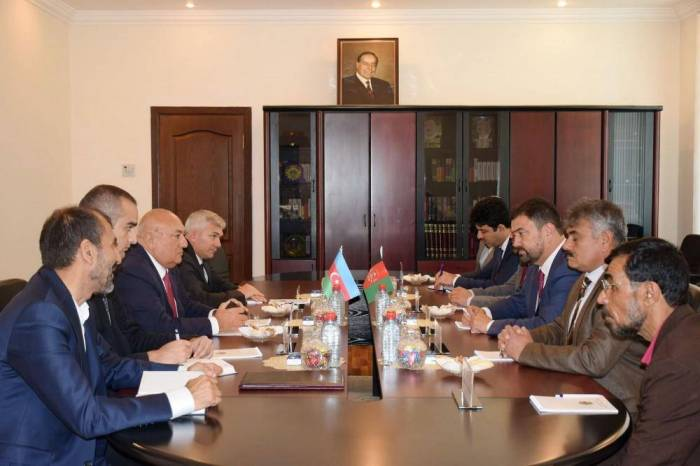 Azerbaijan, Afghanistan sign protocol on defense industry co-op