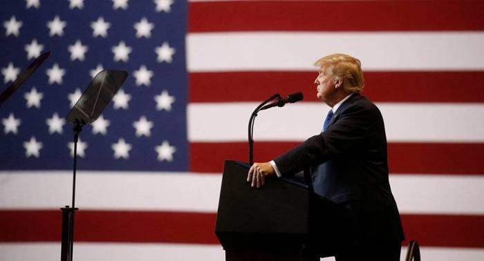 ترامب: الرسوم التي فرضتها على الصلب ستنقذ الصناعة الأمريكية