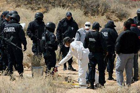 11 found killed in Mexico border town ahead of president-elect