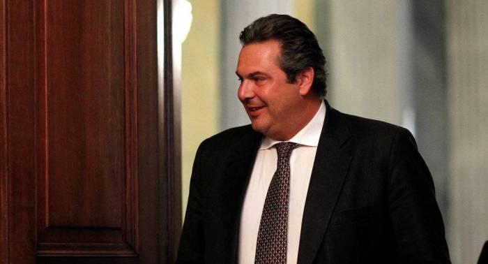 Ministro de Defensa griego defiende coexistencia pacífica entre Atenas y Ankara