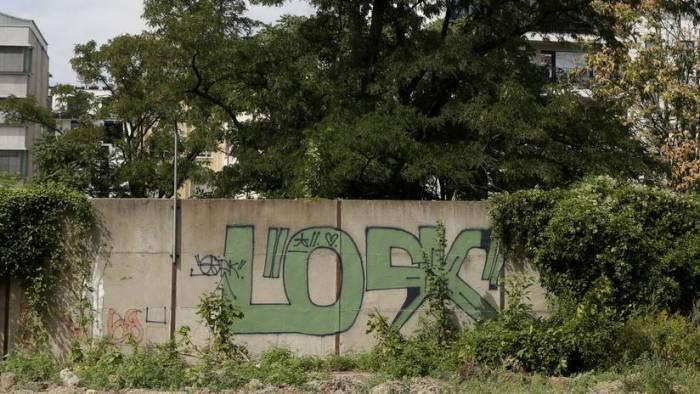 Descubren una sección del muro de Berlín que permaneció intacta durante casi 30 años