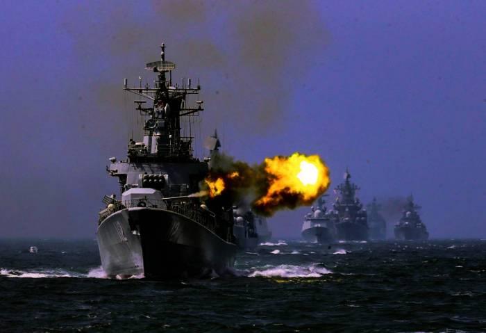 Çin ABŞ-a hücuma hazırlaşır