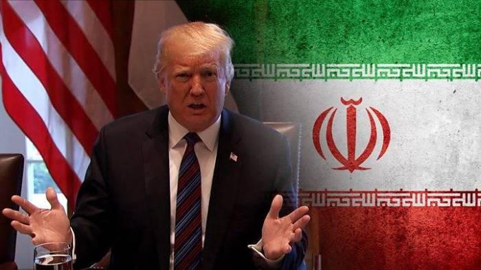 Tramp İranın çökəcəyini bəyan etdi