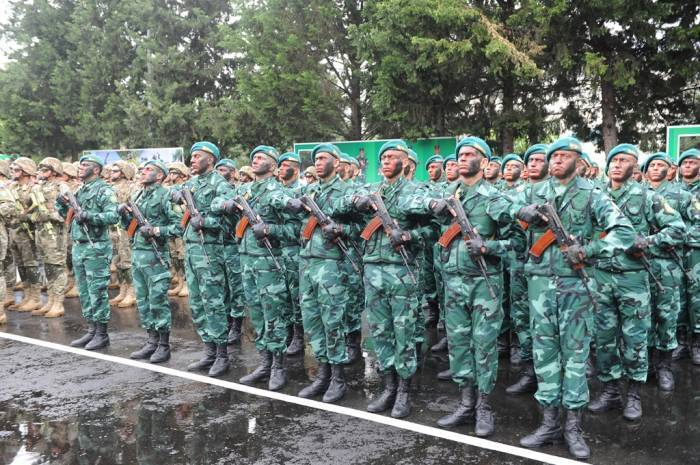 DSX-nın hərbi qulluqçuları təltif edilib - SİYAHI