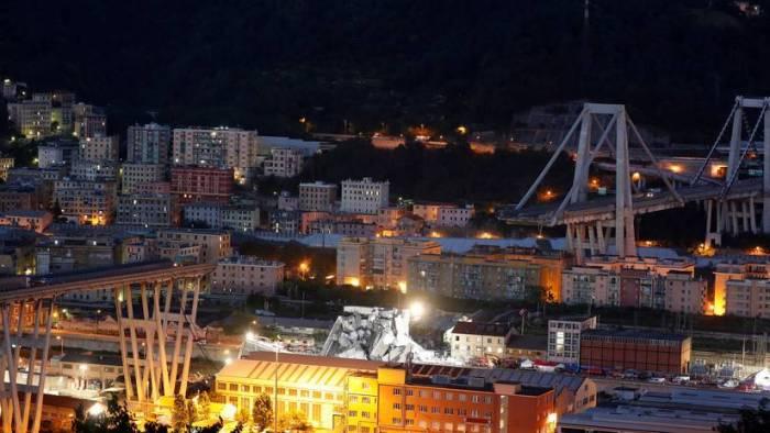 FOTO: El puente colapsado de Génova, ilustrado hace más de 50 años en un semanario italiano-Video