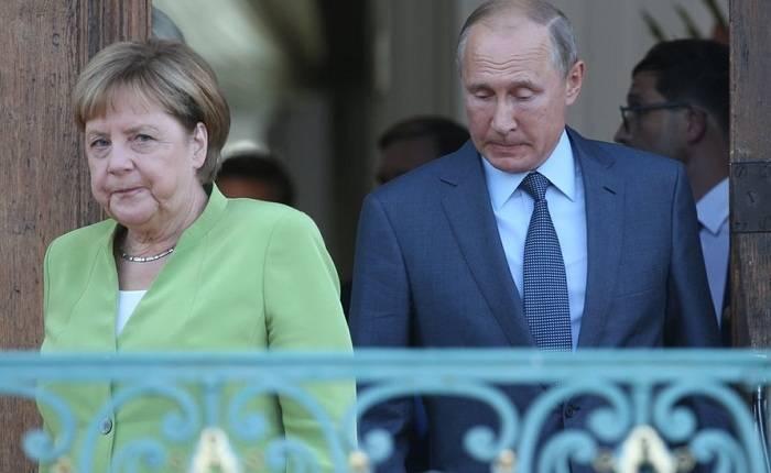 Merkel Azərbaycan səfəri öncəsi Putinlə niyə görüşdü? – TƏHLİL