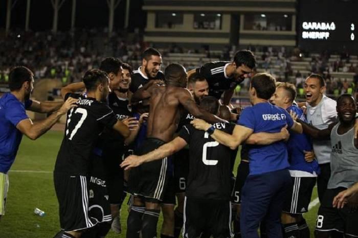 Azərbaycanın UEFA reytinqi açıqlandı