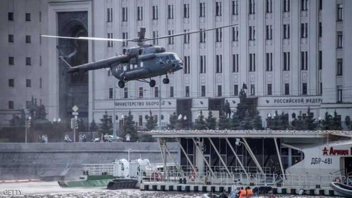 مصرع 18 شخصا في تحطم مروحية شرقي روسيا
