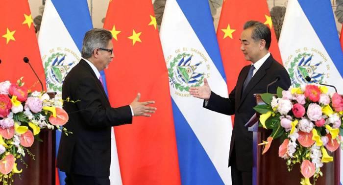 EEUU amenaza con revaluar la relación con El Salvador tras su ruptura con Taiwán