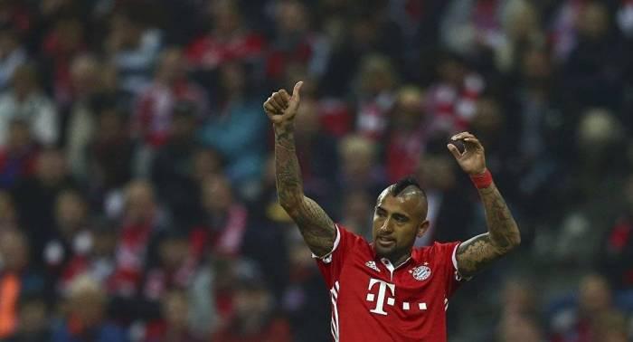 El chileno Arturo Vidal pasa del Bayern de Múnich al Barcelona