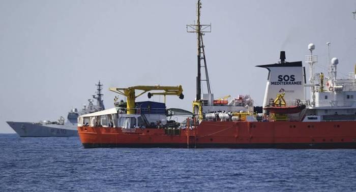 España rechaza abrir sus puertos al Aquarius