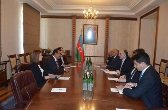 L'ambassadeur de Malaise en Azerbaïdjan arrive au terme de son mandat