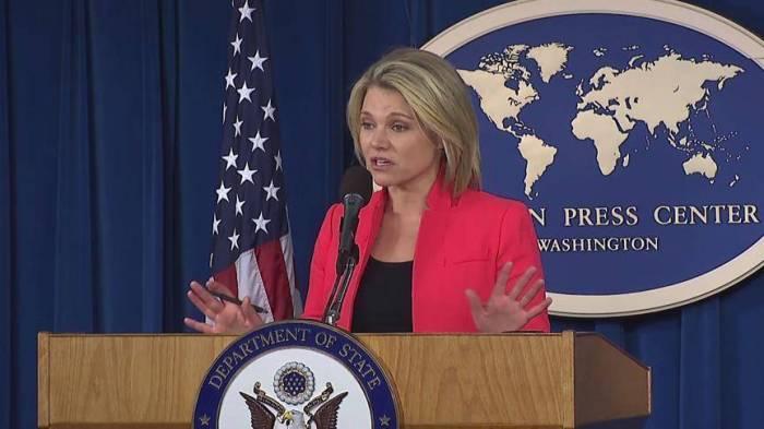 ABŞ-dan Suriya açıqlaması