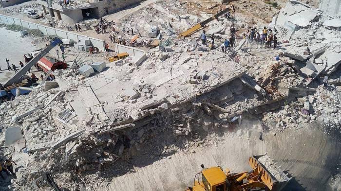 Syrie : Une explosion fait 32 morts à Idlib