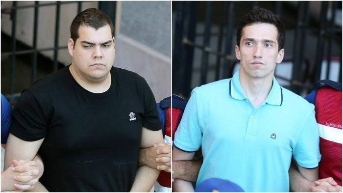 Turquie: la justice ordonne la libération de 2 soldats grecs
