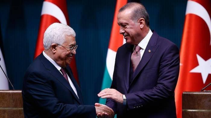 Entretien téléphonique Erdogan-Abbas
