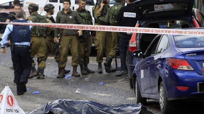 Mort d'une israélienne heurtée près de Naplouse