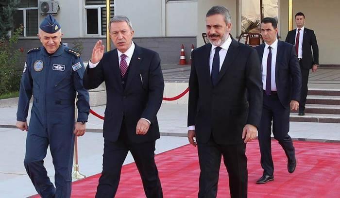 Moscou: Rencontre entre Hulusi Akar et Sergueï Choïgou