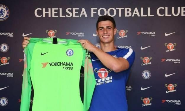 Kepa Arrizabalaga signe à Chelsea pour un montant record (officiel)
