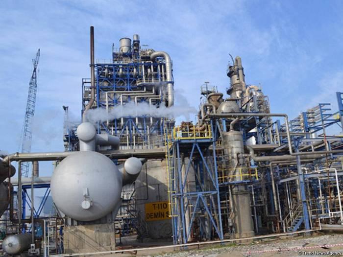 STAR refinery receives first batch of Azerbaijani oil