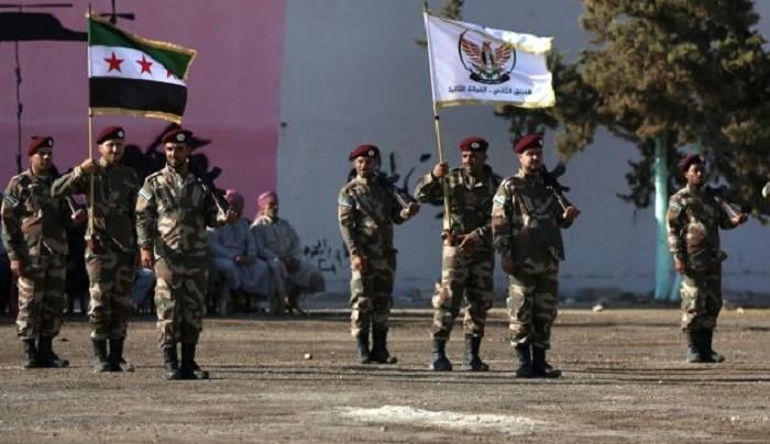 Türkiyə Suriyada 35 minlik ordu yaratdı – İDDİA