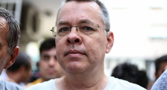 EEUU se niega a vincular el caso Brunson con otros litigios pendientes con Turquía
