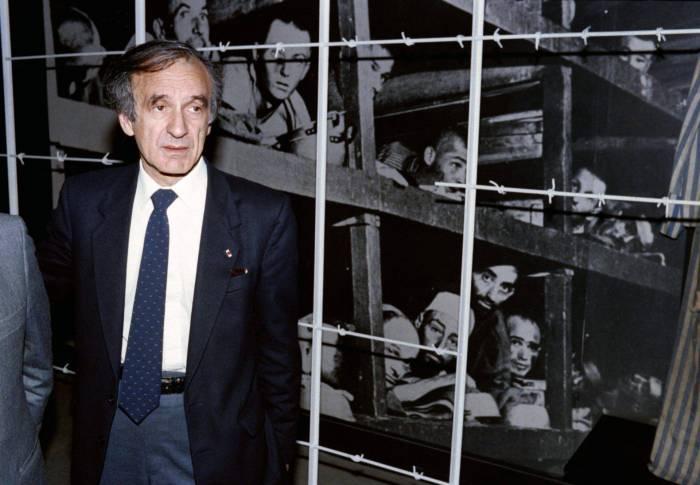 House of Holocaust survivor Elie Wiesel vandalised in Romania