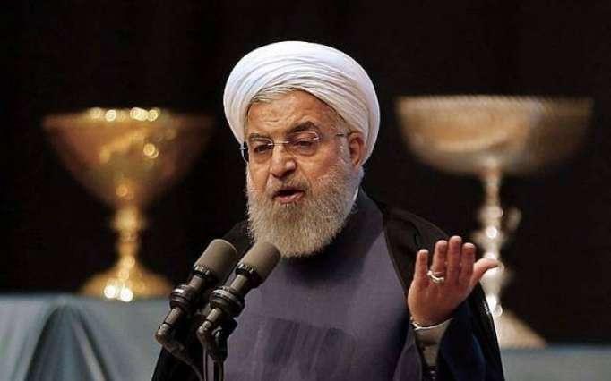 Pour Rohani, les USA veulent créer de l