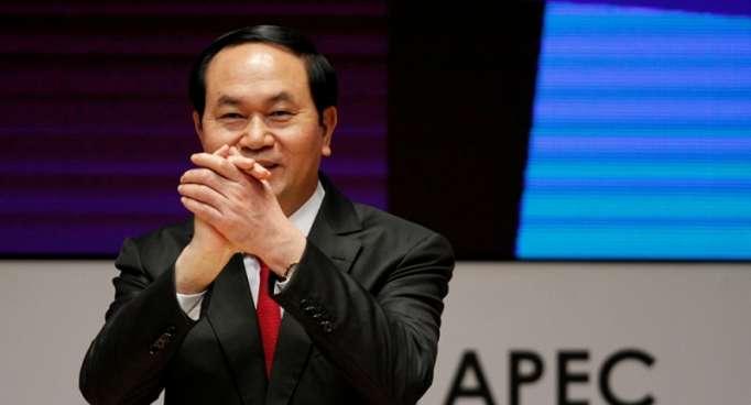 وفاة رئيس فيتنام اليوم الجمعة