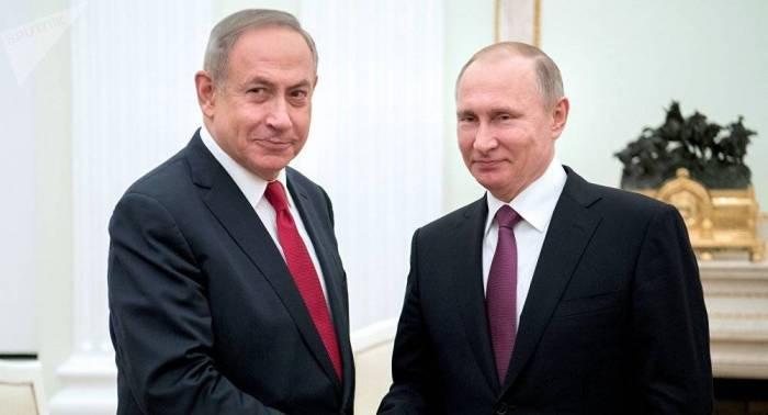 Netanyahu dit à Poutine être déterminé à agir contre l