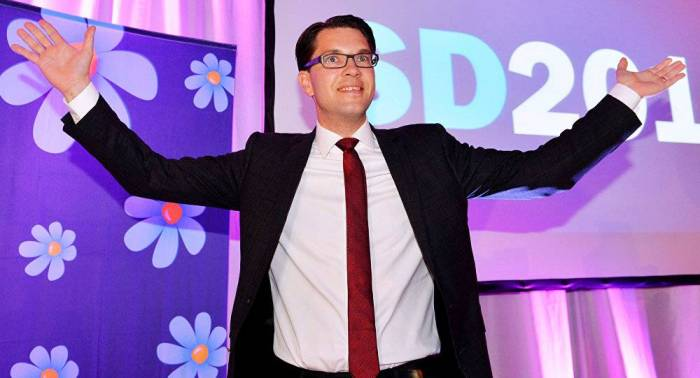 Sweden Democrats win big as Hung Parliament looms