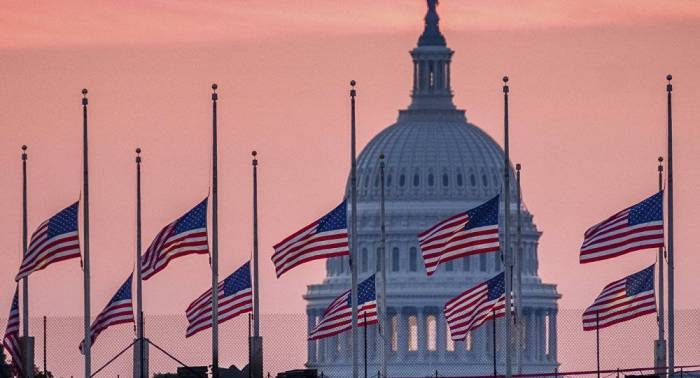 US Public Pay Tribute to John McCain on Capitol Hill