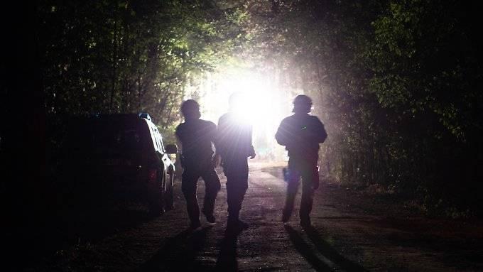 Zahlreiche Festnahmen im Hambacher Forst