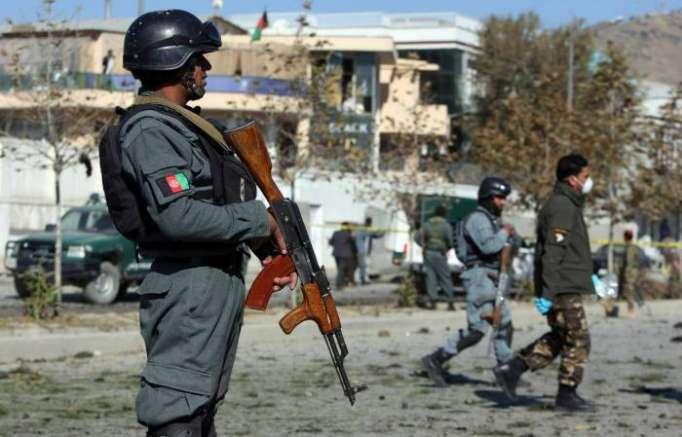 """Əfqanıstanda """"Taliban""""la qarşıdurma"""
