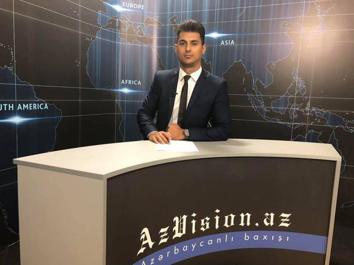 AzVision TV releases new edition of news in German for September 13 -VIDEO