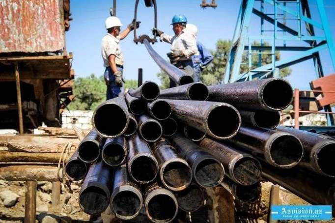 Ölkədə sutkalıq neft hasilatı 774 min barrel olub