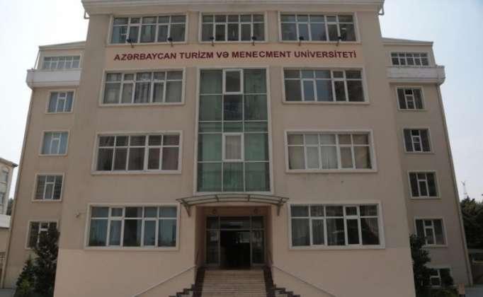 Turizm və Menecment Universiteti nazirlikdən alındı