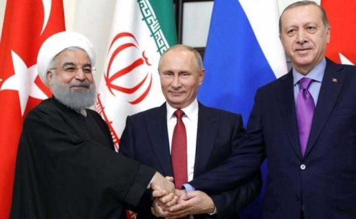 Bu gün Ərdoğan, Putin və Ruhaninin görüşü baş tutacaq
