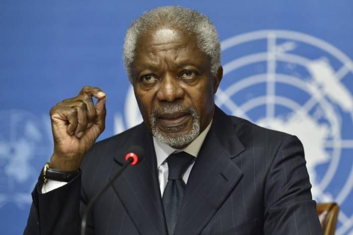 Kofi Annan's Unfinished Green Revolution - OPINION